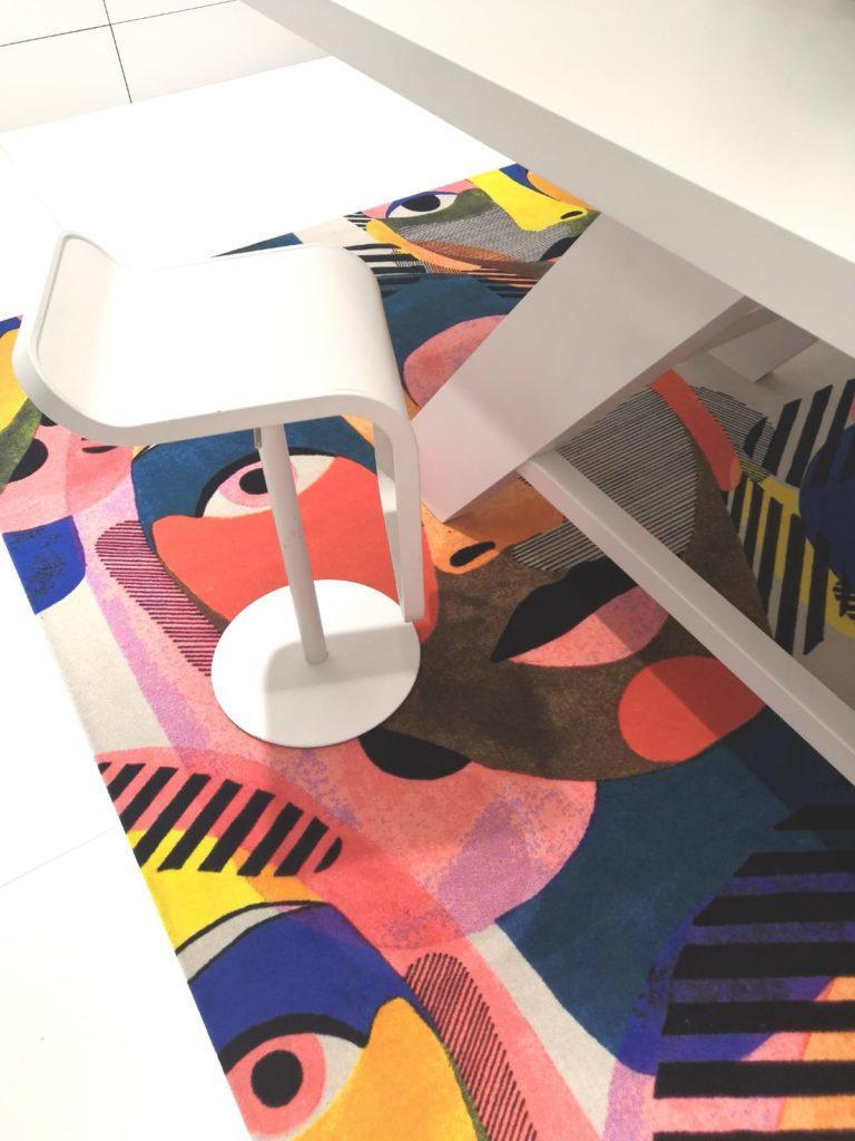 Object Carpets2 LIEB & KÜHN Trends 2020: Imm Cologne was calling!