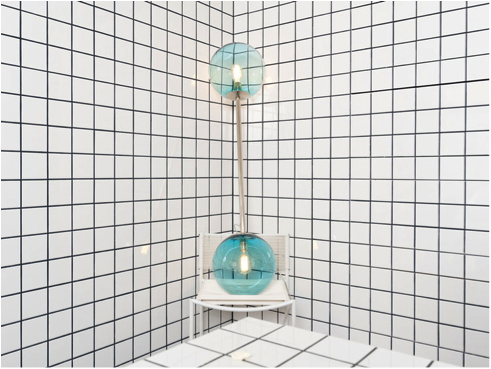 DD4 6 LIEB & KÜHN So bunt wie der Frühling – Knalliges Lampen-Design by Doris Darling