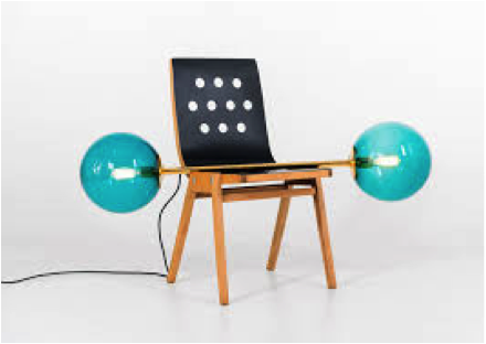 DD5 6 LIEB & KÜHN So bunt wie der Frühling – Knalliges Lampen-Design by Doris Darling