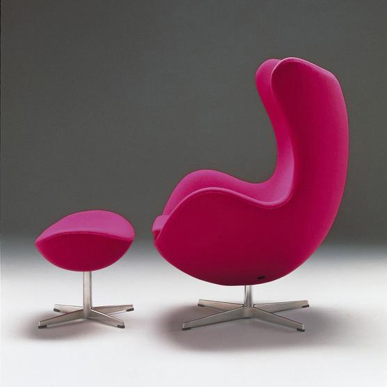 egg chair pink blog LIEB & KÜHN We Love Designclassics - Ein Plädoyer!