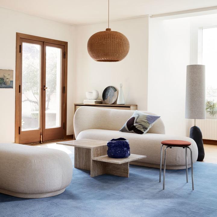 ferm living sofa LIEB & KÜHN #herbstimpulse                   Unsere Favoriten zum Jahreszeitenwechsel!