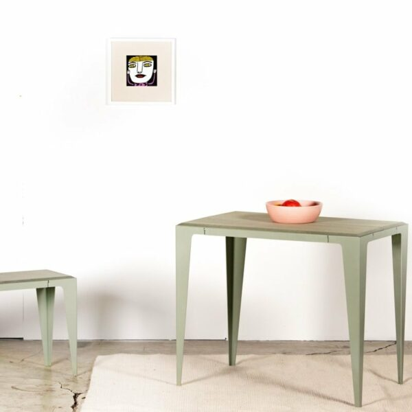 02 grd green LIEB & KÜHN Tisch klein chamfer