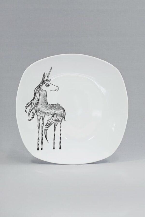 "SIGH big plates web amalthea LIEB & KÜHN ""Amalthea"" Plate"