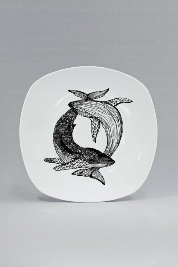 "SIGH big plates web cabomira LIEB & KÜHN ""Cabo & Mira"" Plate"