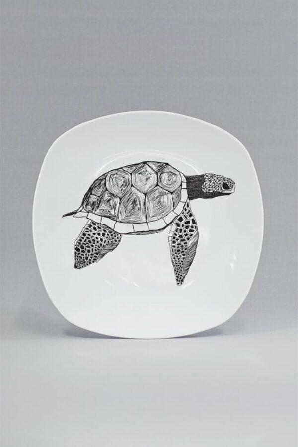 """SIGH big plates web keno LIEB & KÜHN """"Keno"""" Plate"""