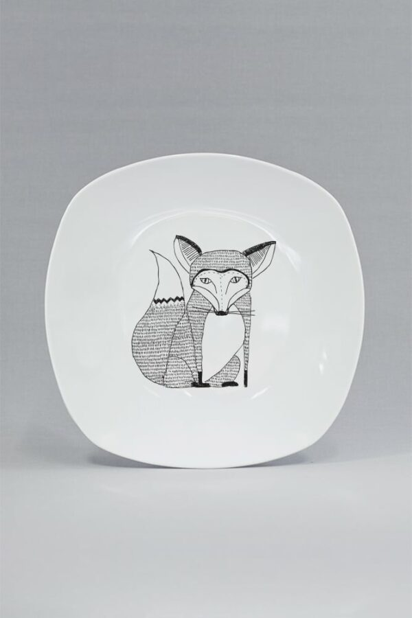 "SIGH big plates web reynard LIEB & KÜHN ""Reynard"" Plate"