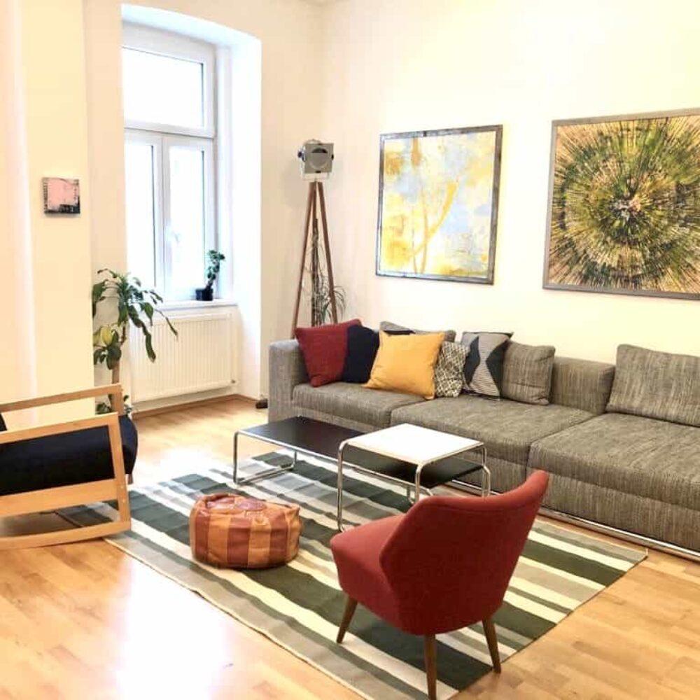 Airbnb 1020 Wien3